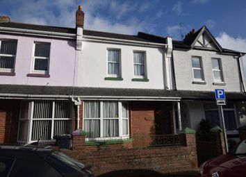 Thumbnail 3 bed terraced house for sale in Collingwood Road, Paignton, Devon