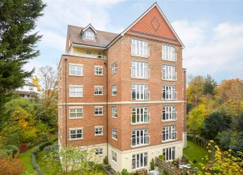 Thumbnail 2 bed flat for sale in Valley Court, 26 Wray Common Road, Reigate, Surrey