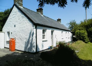 Thumbnail 1 bed detached house for sale in Cwm Cou, Newcastle Emlyn