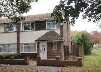 Thumbnail 3 bed semi-detached house for sale in Cheyne Way, Farnborough