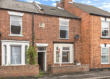 Thumbnail 4 bed terraced house for sale in Cecil Street, Grantham
