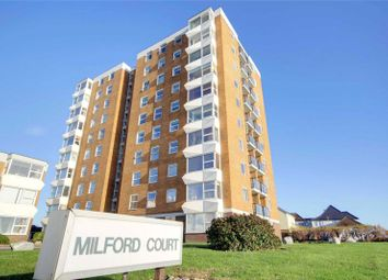 Thumbnail 2 bed flat for sale in Milford Court, Brighton Road, Lancing, West Sussex