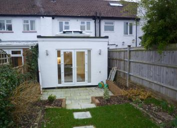 Thumbnail 2 bedroom terraced house to rent in Oxenhill Road, Kemsing, Sevenoaks