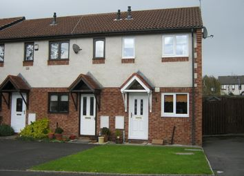 Thumbnail 2 bed end terrace house to rent in St Augusta View, Carlisle