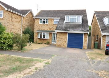 Thumbnail 4 bed detached house for sale in Wade Park Avenue, Market Deeping, Lincolnshire