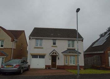 Thumbnail 4 bed detached house to rent in Delamere Grove, Glenboig, Coatbridge