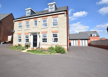 Thumbnail 5 bed detached house for sale in Fieldfare, Keynsham, Bristol