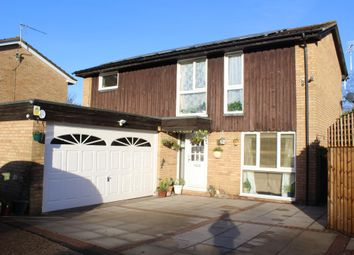 Thumbnail 4 bedroom detached house to rent in Farthing Drive, Letchworth Garden City