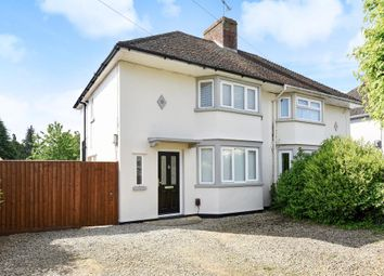 Thumbnail 2 bed semi-detached house to rent in Seacourt Road, Botley