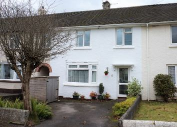 Thumbnail 3 bed terraced house for sale in Hugh Squier Avenue, South Molton