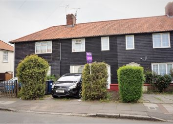 Thumbnail 3 bed terraced house for sale in Blundell Road, Edgware