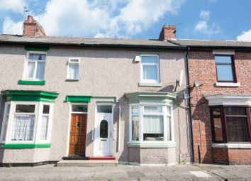 Thumbnail 2 bed terraced house for sale in Milner Road, Darlington, Co Durham