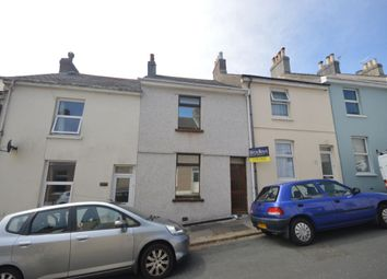 Thumbnail 2 bedroom terraced house for sale in Riga Terrace, Plymouth