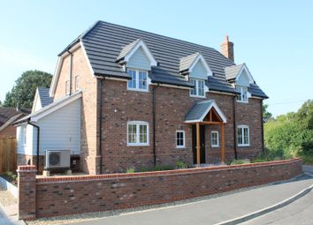 Thumbnail 4 bed detached house for sale in The Butts, Debenham, Stowmarket