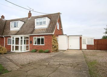 Thumbnail 2 bed semi-detached house for sale in Long Thurlow, Badwell Ash, Bury St Edmunds, Suffolk