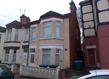 Thumbnail 4 bedroom end terrace house to rent in Ellys Road, Radford, Coventry, West Midlands