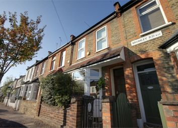 Thumbnail 3 bed terraced house to rent in Bromley Road, Walthamstow, London