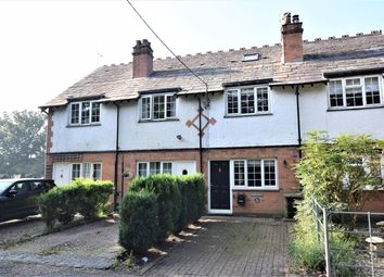 Thumbnail 3 bed terraced house for sale in School Road, Hockley Heath, Solihull