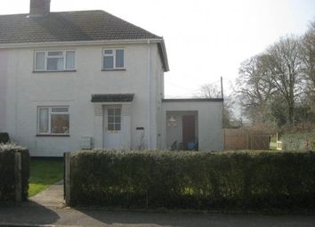 Thumbnail 3 bed semi-detached house to rent in Wessex Avenue, Shillingstone, Blandford Forum