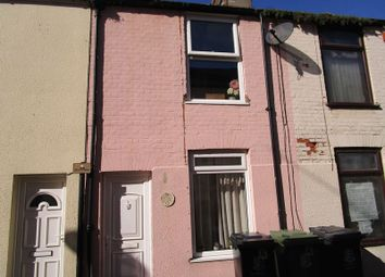 Thumbnail 1 bed terraced house to rent in Melrose Terrace, Great Yarmouth