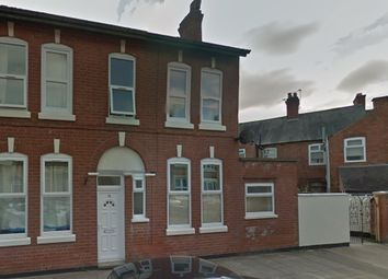 Thumbnail Flat to rent in Bonchuch Street, Leicester