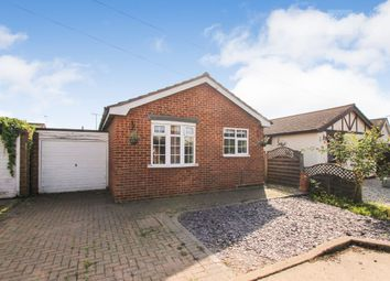 Thumbnail 1 bed bungalow for sale in Roserna Road, Canvey Island