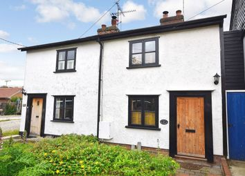 Thumbnail 2 bed semi-detached house for sale in Rickling Green, Saffron Walden