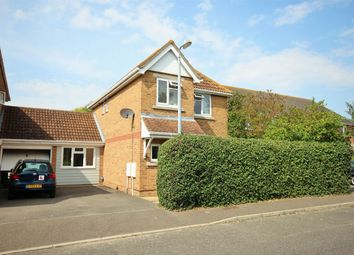 Thumbnail 4 bed detached house for sale in Gladiator Way, Colchester, Essex