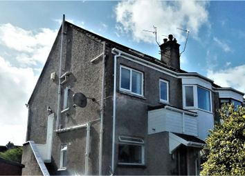Thumbnail 3 bed flat for sale in Dalmahoy Crescent, Bridge Of Weir