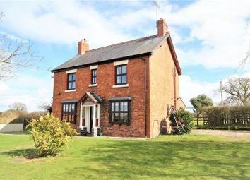 Thumbnail 3 bed detached house for sale in Nook Lane, Weston, Shrewsbury