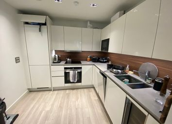 Thumbnail 1 bed flat to rent in Devan Grove, London