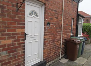Thumbnail 2 bed flat to rent in Scarbrough Road, Newcastle Upon Tyne