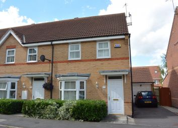Thumbnail 3 bed town house to rent in Marquis Gardens, Chellaston, Derby