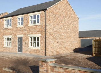 Thumbnail 4 bed detached house for sale in Pius Drove, Upwell, Wisbech