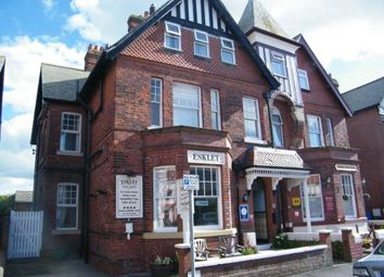 Thumbnail Hotel/guest house for sale in Crescent Avenue, Whitby, North Yorkshire