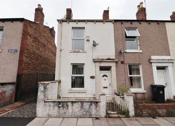Thumbnail 2 bed end terrace house for sale in Nelson Street, Denton Holme, Carlisle, Cumbria