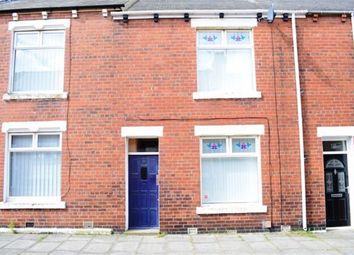 Thumbnail 2 bed terraced house to rent in Buchanan Street, Hebburn