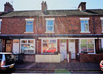 Thumbnail 2 bed terraced house for sale in Neville Street Oakhill, Stoke-On-Trent