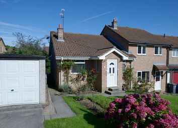 Thumbnail 2 bed semi-detached bungalow for sale in Meadowside Close, Wingerworth, Chesterfield