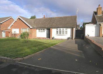 Thumbnail 2 bed semi-detached bungalow for sale in Stourbridge, Pedmore, Lightwoods Road