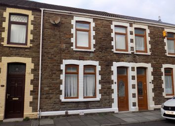Thumbnail 3 bedroom terraced house to rent in James Street, Port Talbot, Neath Port Talbot.