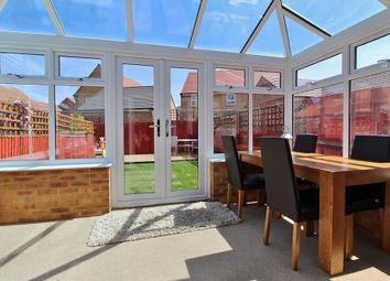 Thumbnail 3 bed terraced house for sale in Montreal Drive, Waterlooville