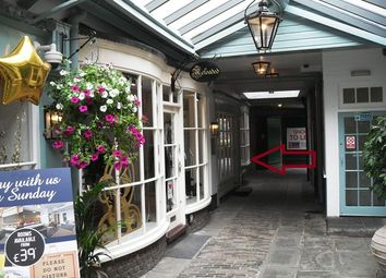 Thumbnail Retail premises to let in Crown Passage, Worcester