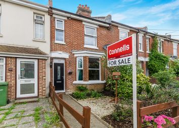 Thumbnail 2 bed terraced house for sale in Nelson Road, Bishopstoke, Eastleigh