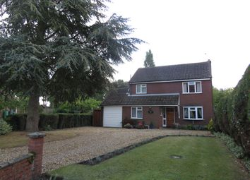 Thumbnail 3 bed detached house for sale in Church Lane, Mattishall, Dereham