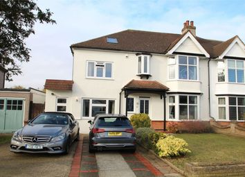 Thumbnail 6 bed semi-detached house for sale in Grosvenor Road, Petts Wood, Orpington