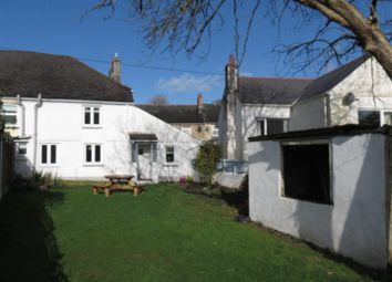 Thumbnail 2 bed semi-detached house for sale in Fore Street, Sticker, St. Austell