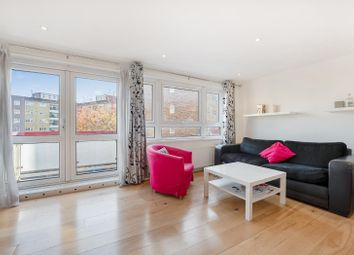 Thumbnail 3 bed flat to rent in Abbots Manor, London