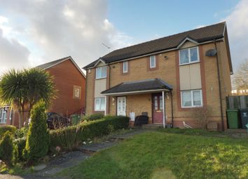 Thumbnail 3 bed terraced house for sale in Butterfield Drive, Pontprennau, Cardiff