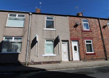 Thumbnail 2 bed terraced house to rent in Primitive Street, Shildon